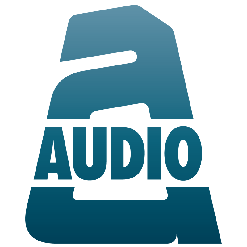 Audio logo 800x800